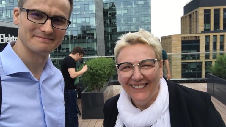 Klienci są super, czyli o tym, jak Ela Gierczyńska dba o satysfakcję klientów Avivy