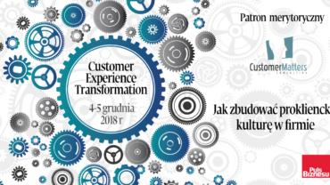 Customer Experience Transformation 2018