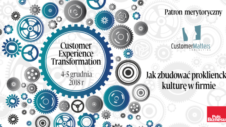 Customer Experience Transformation 2018